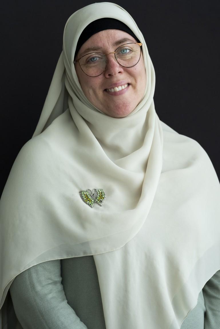 Billede af administrativ medarbejder Elsebeth